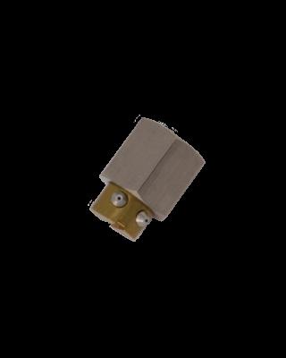 Boquilla angular de 90° 2 salidas 30°